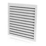 Aluminium Standard Y and Z Louvres