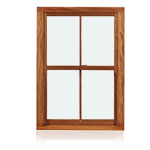 Wooden Opening and Sliding Windows
