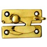 EB5540 Sash Window Sash Fastener Brass