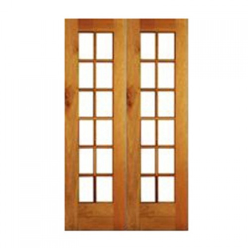 Lotus meranti french small pane patio door 1210 for 1200 french doors