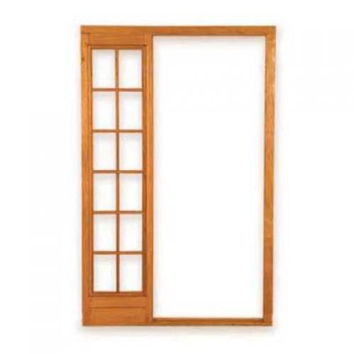 Wooden SLF1SPL/OO Winsters 76x53mm Door Frame with Sidelight OO ...