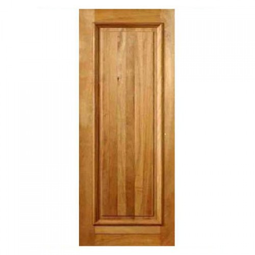 Wooden Sd15 2 4 Cape Culture 1 Panel Door 813x2400mm