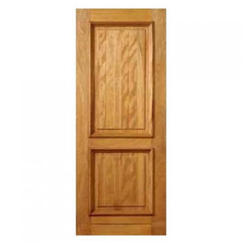 Wooden Sd16 Cape Culture 2 Panel Door 813x2032mm