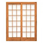 SD11/1612/OO - Double Small Pane Door 1612x2032mm