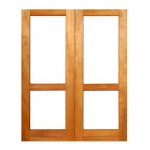 SD20/1612/OO - Double 2 Pane Patio Door 1612x2032mm