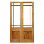 SD22/1210/OO - Double Happy Door 1210x2032mm