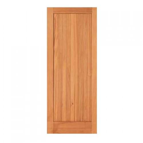 Wooden pd1 ob br winsters flb braced openback door 813x2032mm for Wooden rear doors