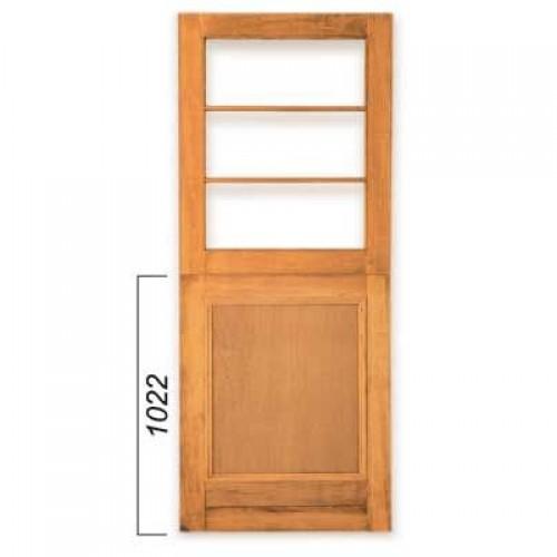 Ply Panel Doors : Wooden pd s oo winsters ply panel pane stable door