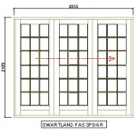 sliding folding doors small pane