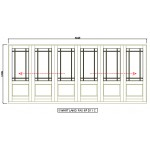FAS6PD11C - Fold-A-Side Unit 4995x2120mm