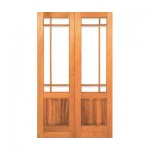 PD11/1210 - Double Happy Door 1210x2032mm