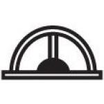 SRSP1 - Sunray Arch Toplight 544x273mm