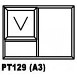 OAPT129 Top Hung Window 1200x900mm