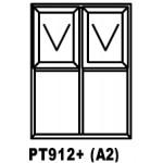 OAPT912+ Top Hung Window 900x1200mm