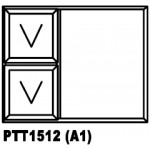 OAPTT1512 Top Hung Window 1500x1200mm