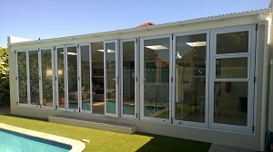folding doors solar e glass small