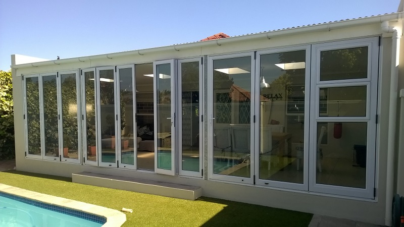 folding doors solar e glass