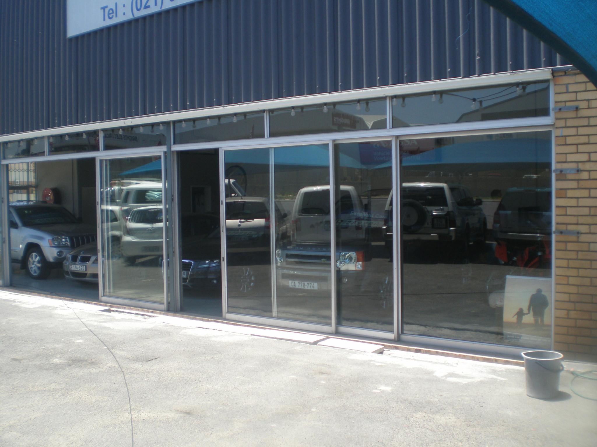 Installers Of Custom Aluminium Products