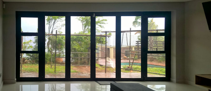Installers of custom aluminium products for Aluminium glass windows and doors