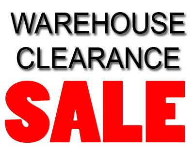Windoor Warehouse Clearance Sale