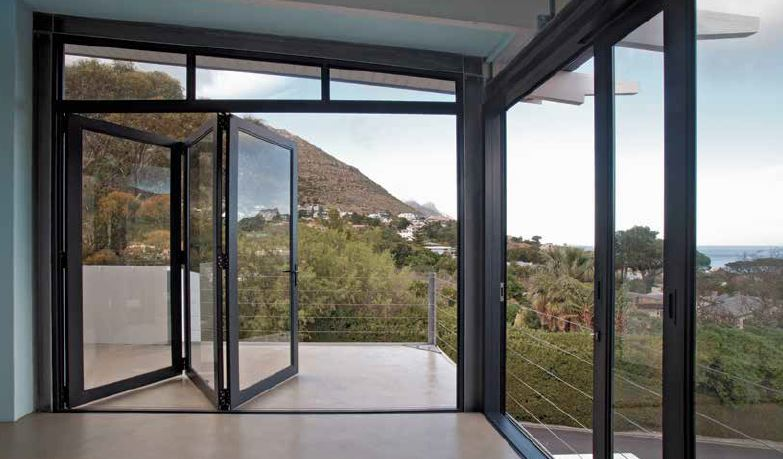 Windoor africa aluminium windows and folding stacking for Windows and doors prices