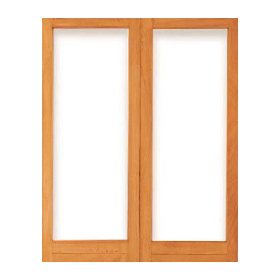 Winsters product gallery for Full glass patio door